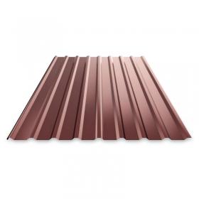 Профнастил МП20 RAL8017 Шоколад L=6000мм