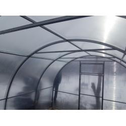 Теплица Купала 3х6 с поликарбонатом 4мм, профильная,оцинкованная труба 20*30мм, усиленная конструкция